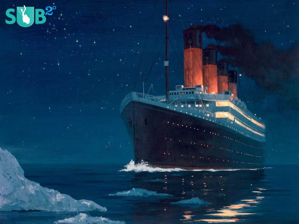 How a diver could survive the Titanic tragedy