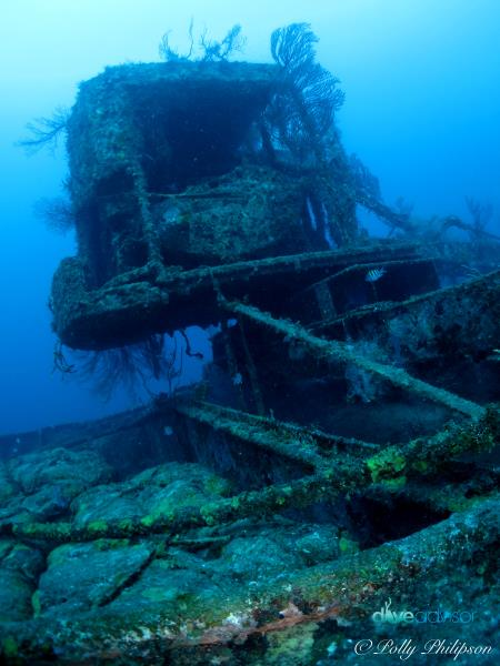 Wreck of the MV Shakem