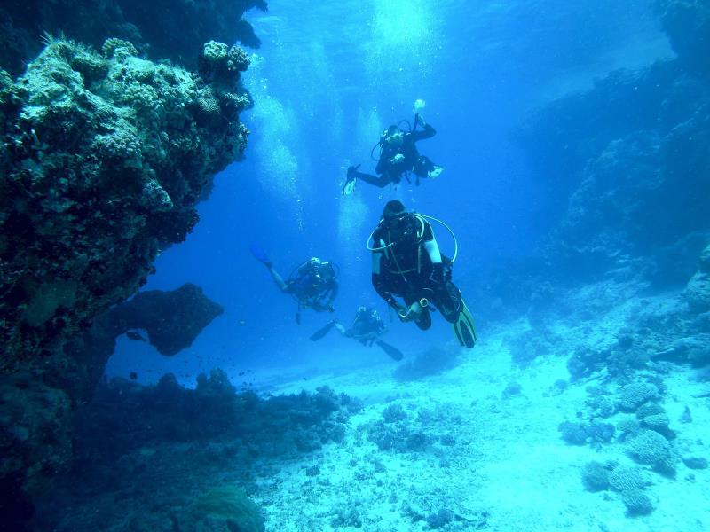 www.cruise-maldives.com diving cave