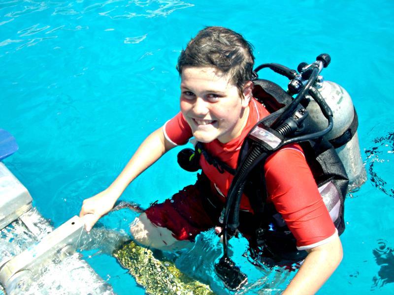 www.cruise-maldives.com scuba kids