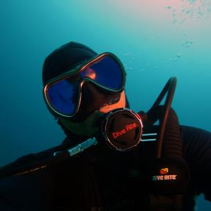 dive blog author - Hafidz Nasution