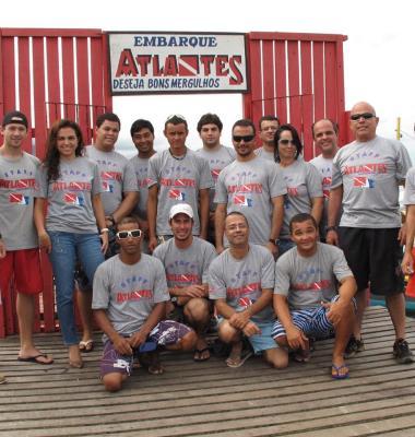 Atlantes Dive Center - Guarapari