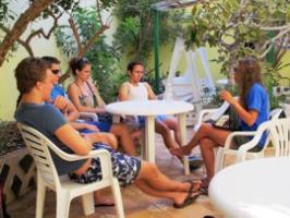 PADI Course briefing in Gran Canaria