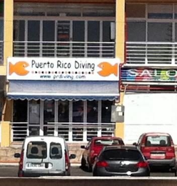 Puerto Rico Diving Center