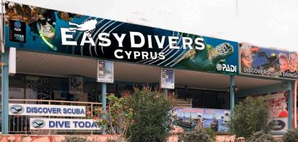 Easy Divers in Protaras Cyprus