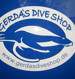 Gerda\s Dive Shop