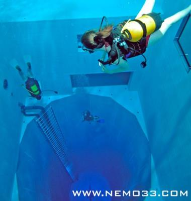 NEMO33 THE WORLDS DEEPEST POOL