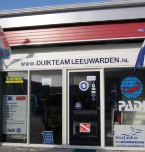 Duikteam Leeuwarden