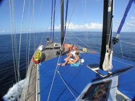 Sea Star deck