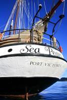 Sea Pearl back-deck
