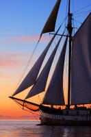 Sea Pearl at sunset