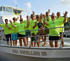 Your Sea Dwellers Dive Center Crew