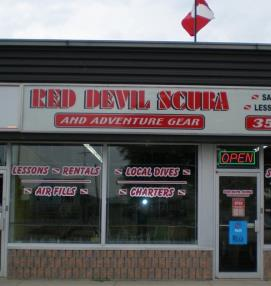 Red Devil Scuba Supplies