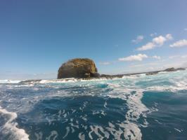 Big Scare, Bat Islands