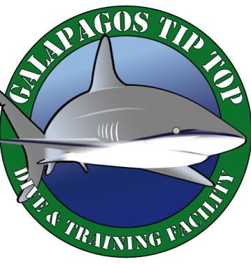 Galapagos Tip Top Dive & Training Facility
