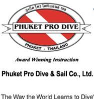 Phuket Pro Dive & Sail Co. Ltd