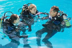 Come and learn to dive in Phuket.
