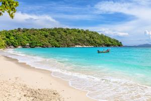 Koh Racha Yai Island.