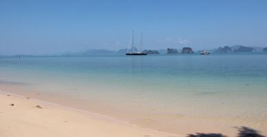 Koh Yao Yai Island.