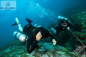 Sidemount diving phuket