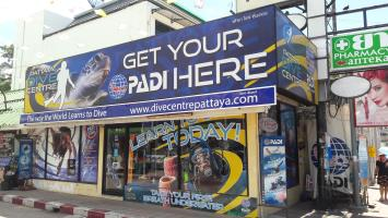 The Pattaya Dive Centre