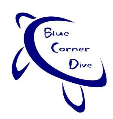 Blue Corner Dive