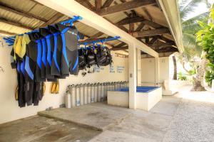 Equipment area