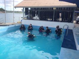 Dive Traning Pool