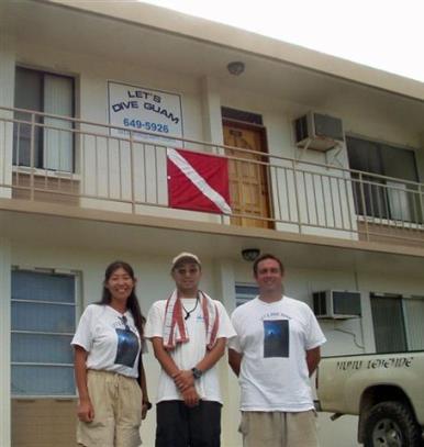 Let's Dive Guam