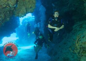 Cozumel's Manta Raya dive
