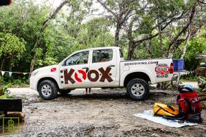 Koox Diving Truck