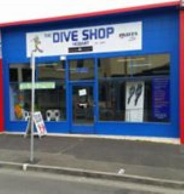 The Dive Shop Hobart