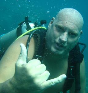 Mark Scott's Diving
