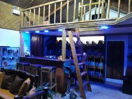 excellent facilities at White Beach Divers 5sar dive centre