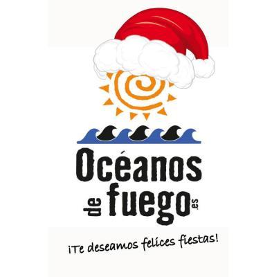 Oceanos de Fuego Lanzarote