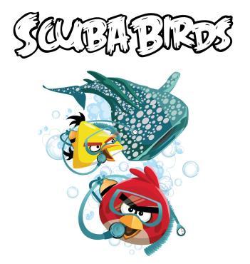 Scuba Birds (Koh Samui)