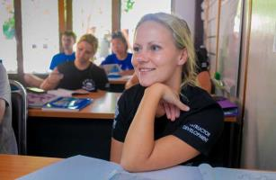Go pro with Legend Diving Lembongan