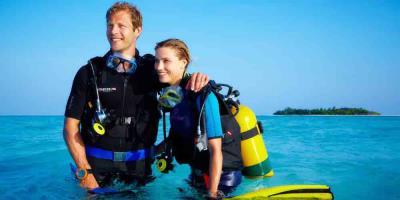 Padi courses with Legend Diving Lembongan