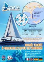 Flyer ATAO Plongée - catamaran