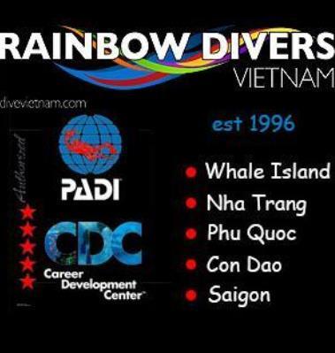 Rainbow Divers - Whale Island