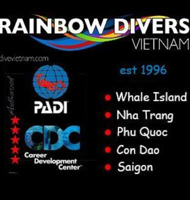 Rainbow Divers Saigon