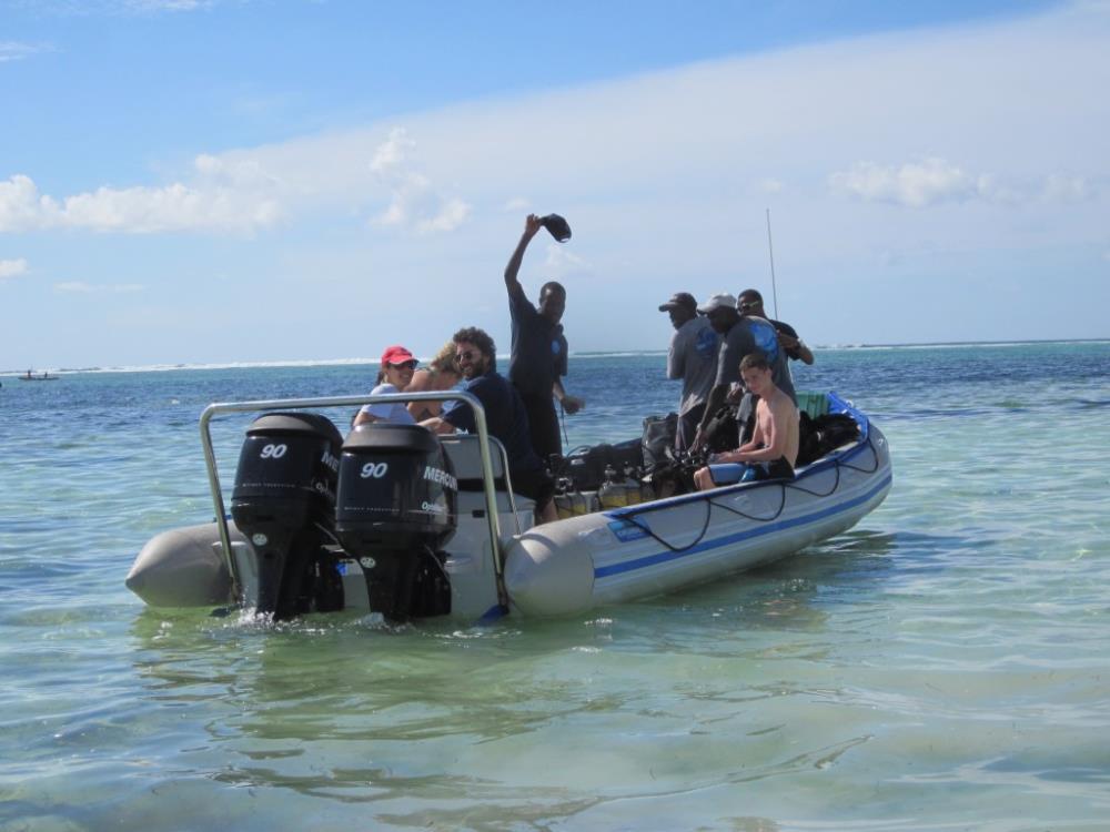 SCUBAFISH Zanzibar Dive Shop | Scuba Diving Tanzania