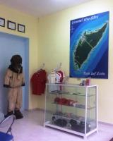 Maple Leaf Scuba's dive shop
