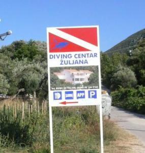Diving Center Zuljana