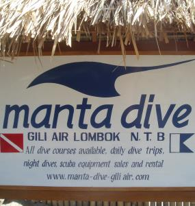 Manta Dive Gili Air