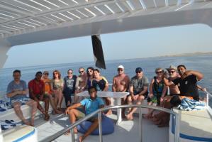 boat, sea trip