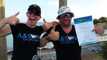Resuce Diver Training