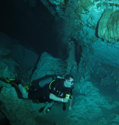 Dive Cenotes Mexico