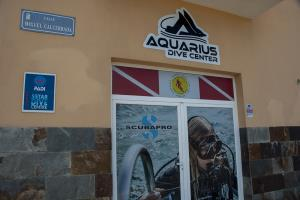 Aquarius 5 star PADI dive center Tenerife