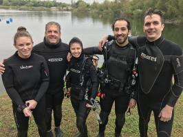 Gulf Coast Scuba Open Water Class